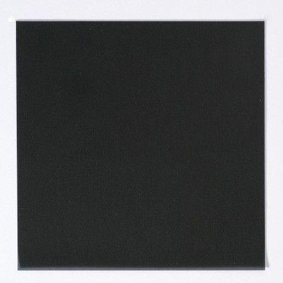 Tela de proyección negra