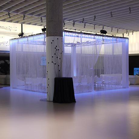 cortinas de hilos string
