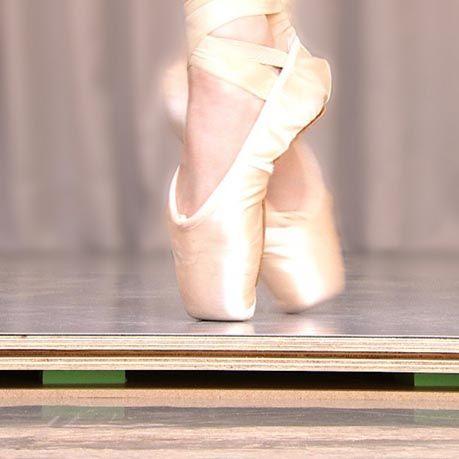 Tarimas de danza