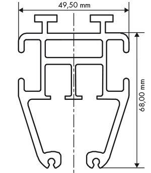 perfil de carril tt1
