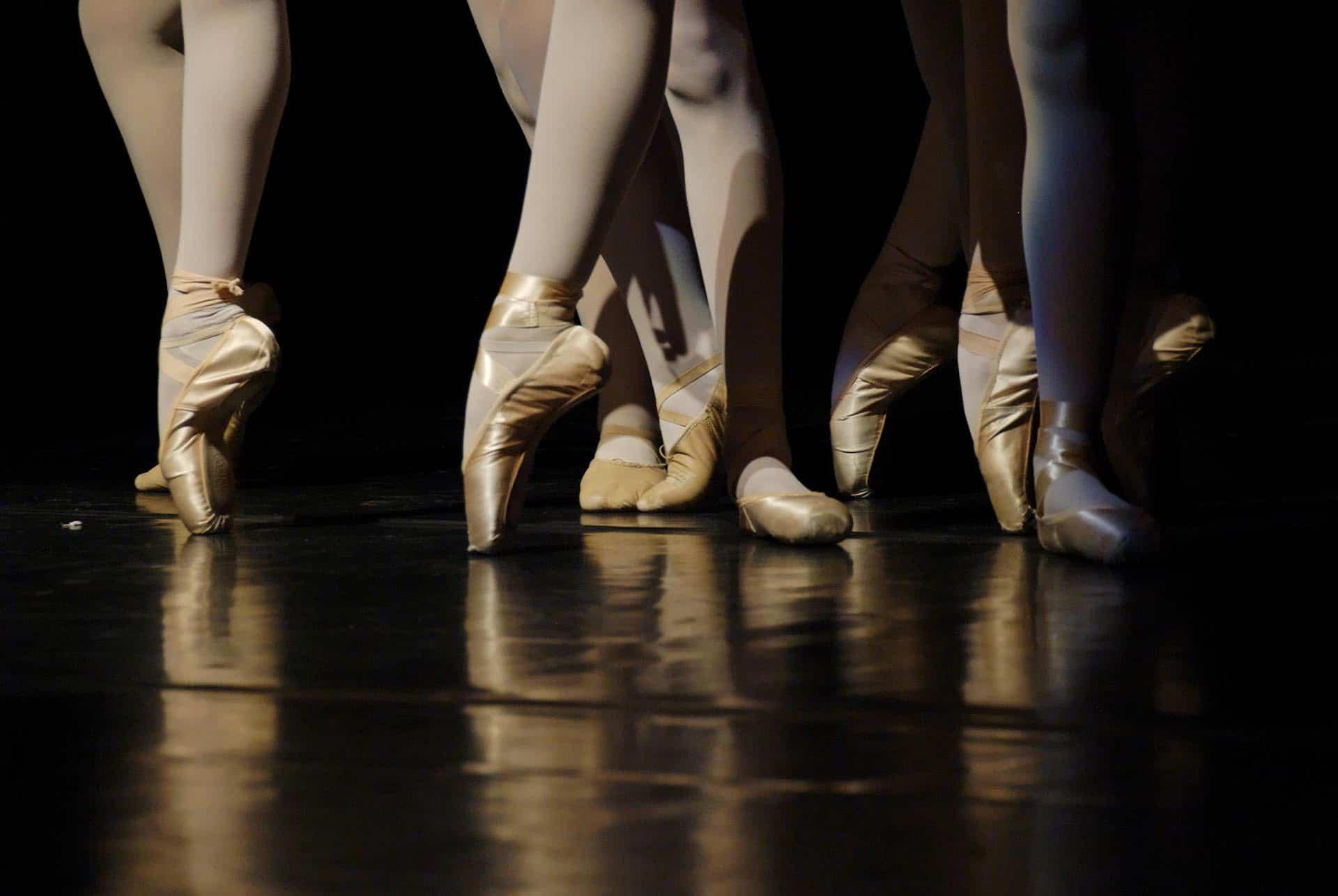 Linóleo para danza ballet