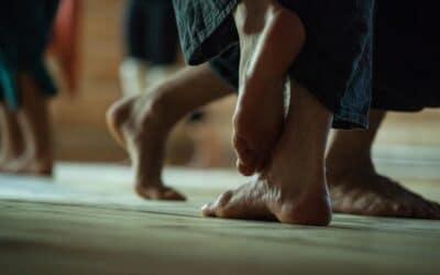 La importancia de utilizar un suelo adecuado para danza